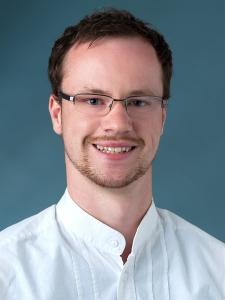 Techniker Christoph Hofbauer